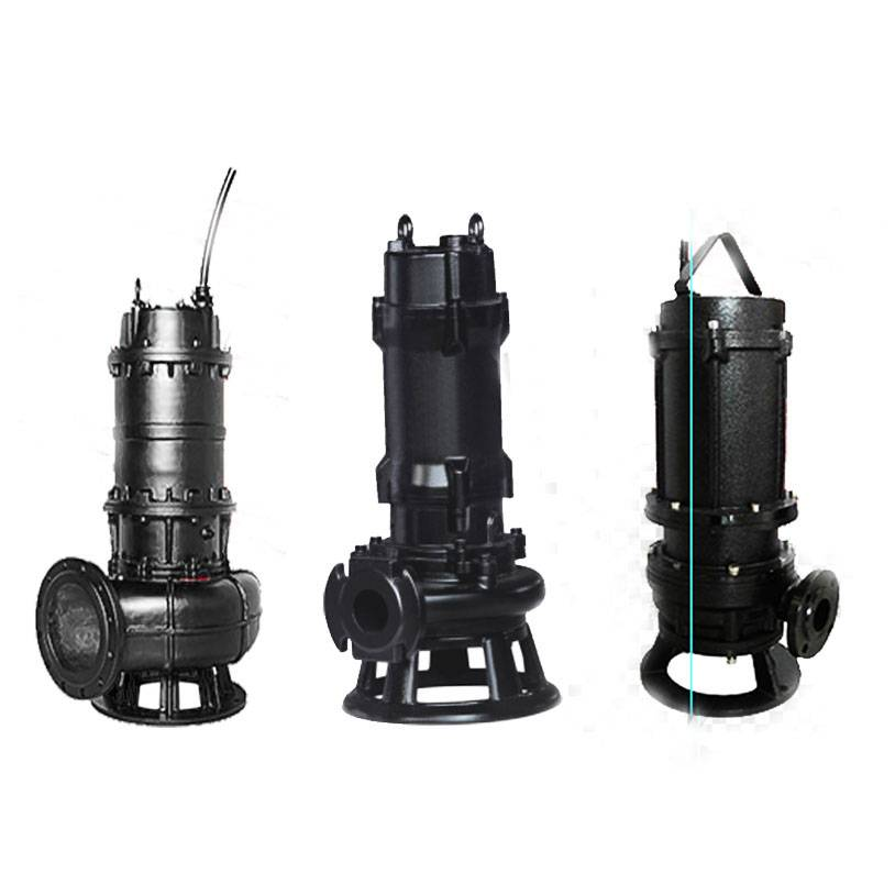 Submersible single stage centrifugal pump for sewage treatment Featured Image