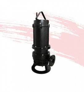 single stage submersible water motor pump for weast water treatment