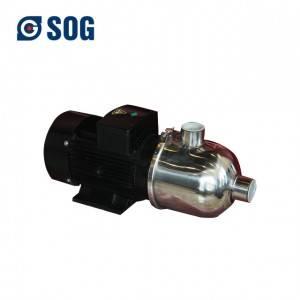 Chl Chlf Series Stainless Steel Light Duty Pump Horizontal Multistage Small Centrifugal Pump