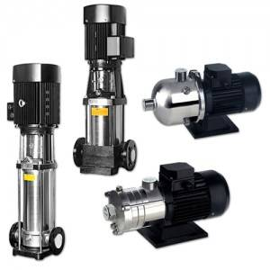 High Rise Building Water Supply Pump