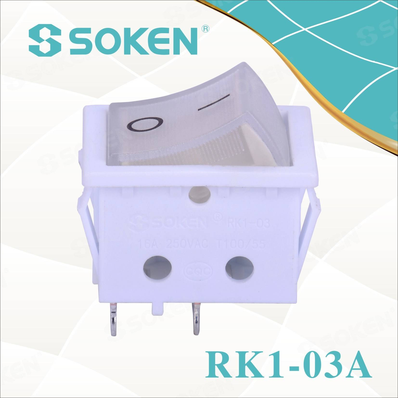 High Quality 4 Position Battery Switch -