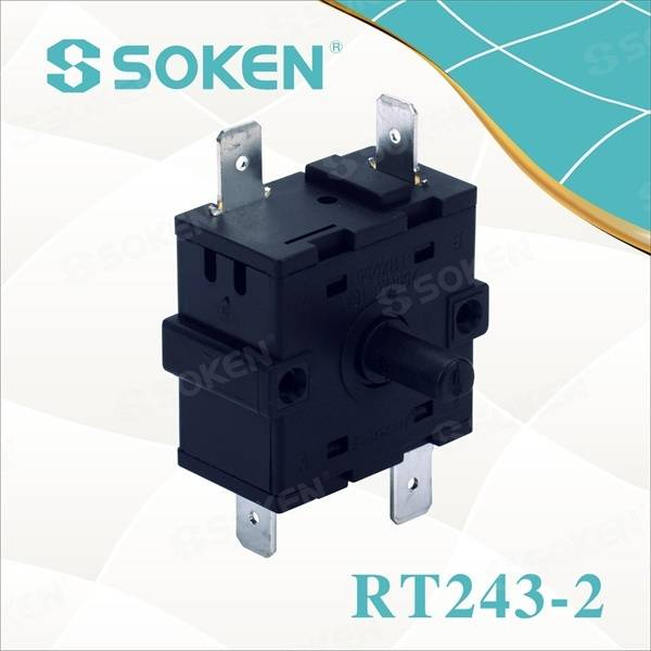 Best-Selling Rocker Switch Series Dpdt