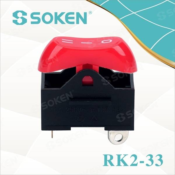 Soch quritish Rocker Switch