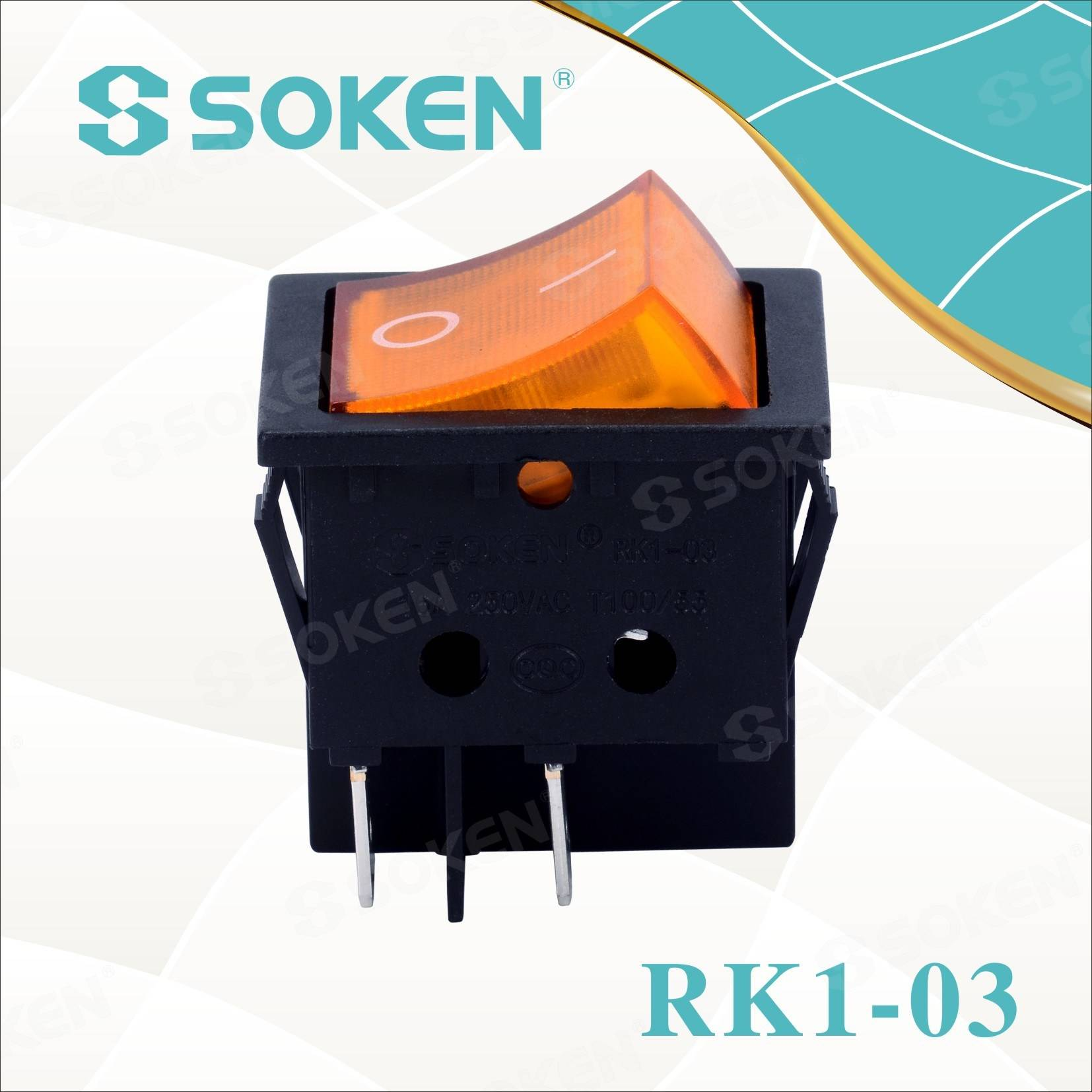 Online Exporter Led Illuminated Key Switch -