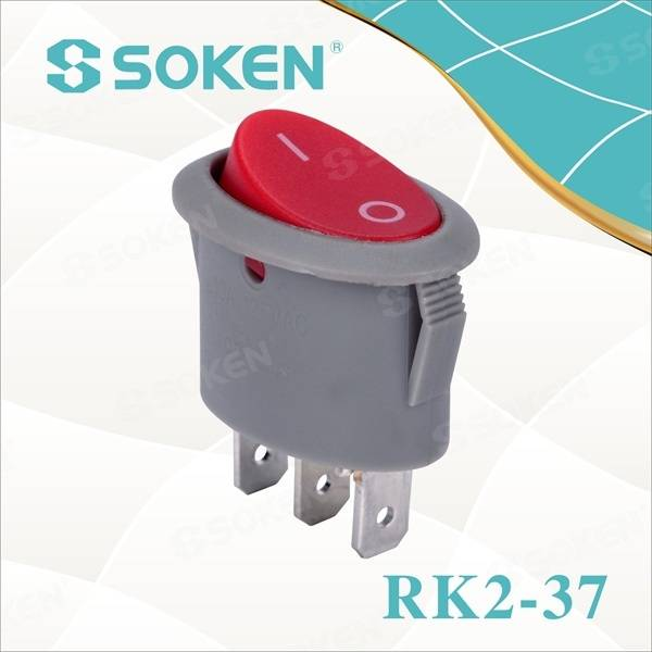 Factory Cheap Keyed Toggle Switch -