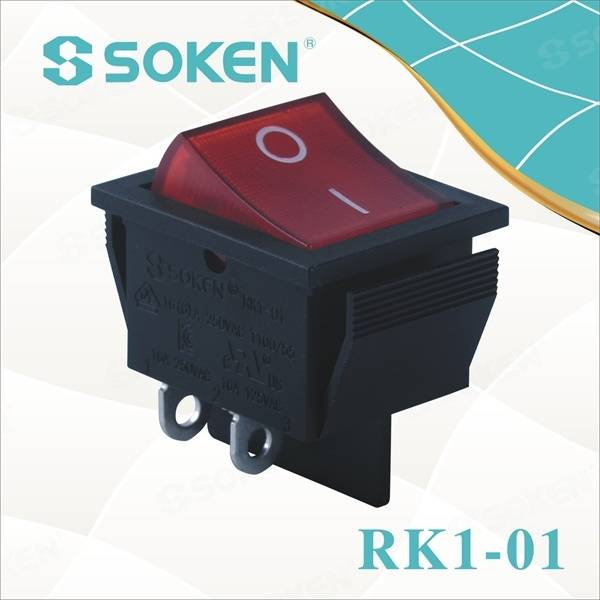 Factory making 240v Foot Switch -