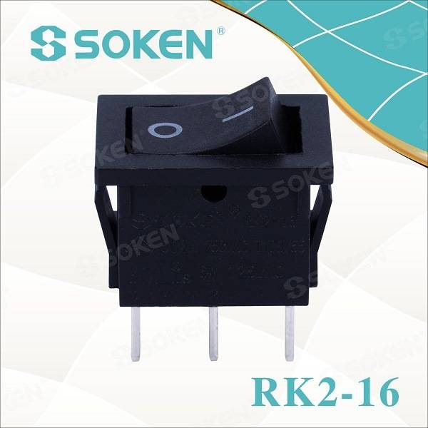 Manufactur standard Kcd Series Rocker Switches -
