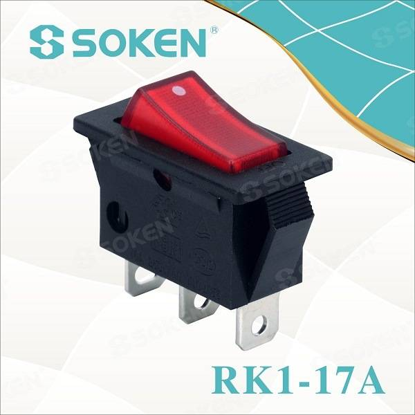 High Quality Kcd1 106 Rocker Switch -