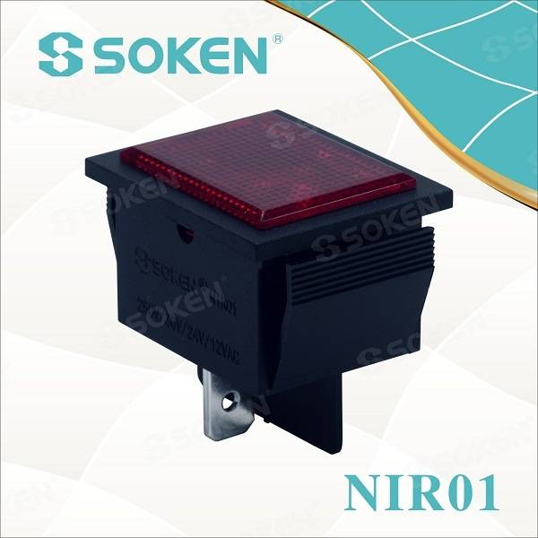 High definition Rotary Transfer Switch -