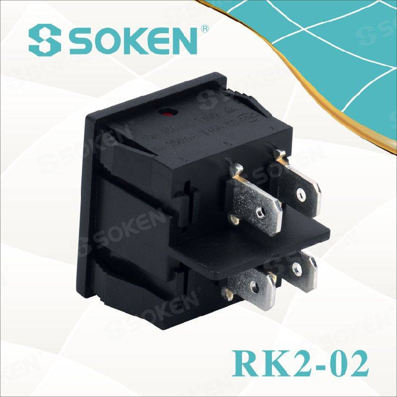 Mini Spsd Rocker Switch