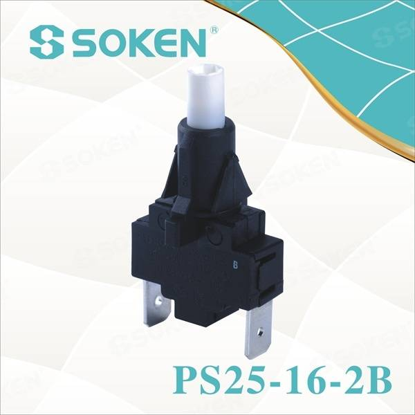 Momentary Electric Push Button Switch