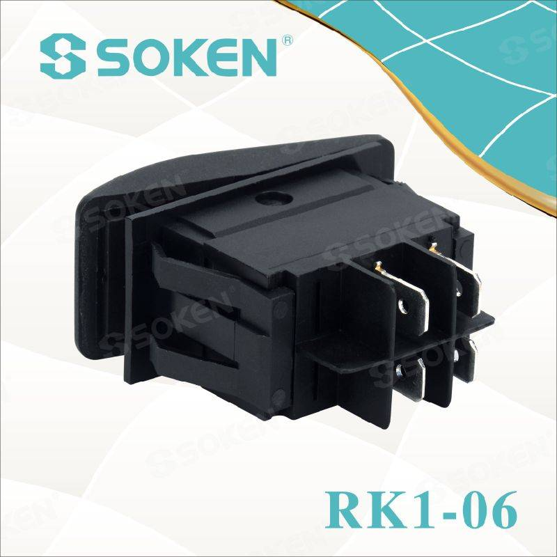 Motor Rocker Switch