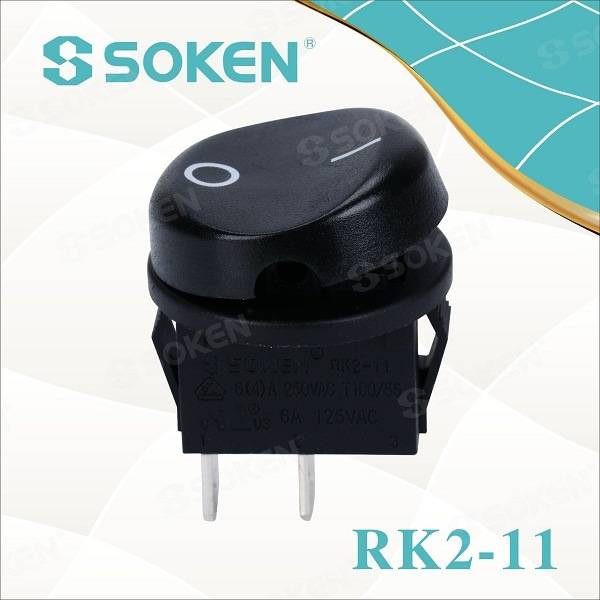 Big discounting Manual Change Over Rotary Switch -