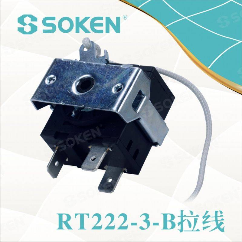 Soken 12 Position Pull Chain Rotary Switch