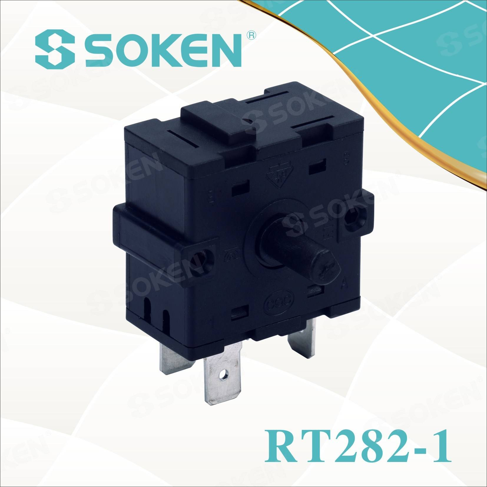 Soken 8 Positie Cooker Rotary Switch