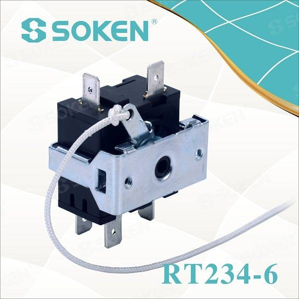 Soken 8 Position Rope Pull Chain Rotary Encoder Switch