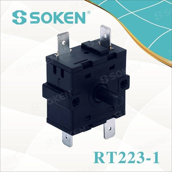 Original Factory Three Gang Light On Off Button -