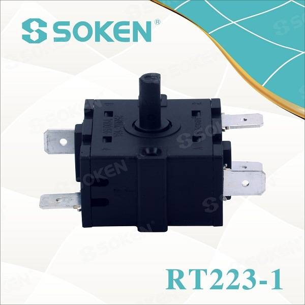 Excellent quality Forklift Electrical Key Switch -
