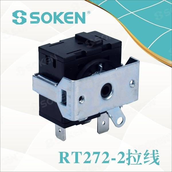 High Quality Rotary Switch 4pole -