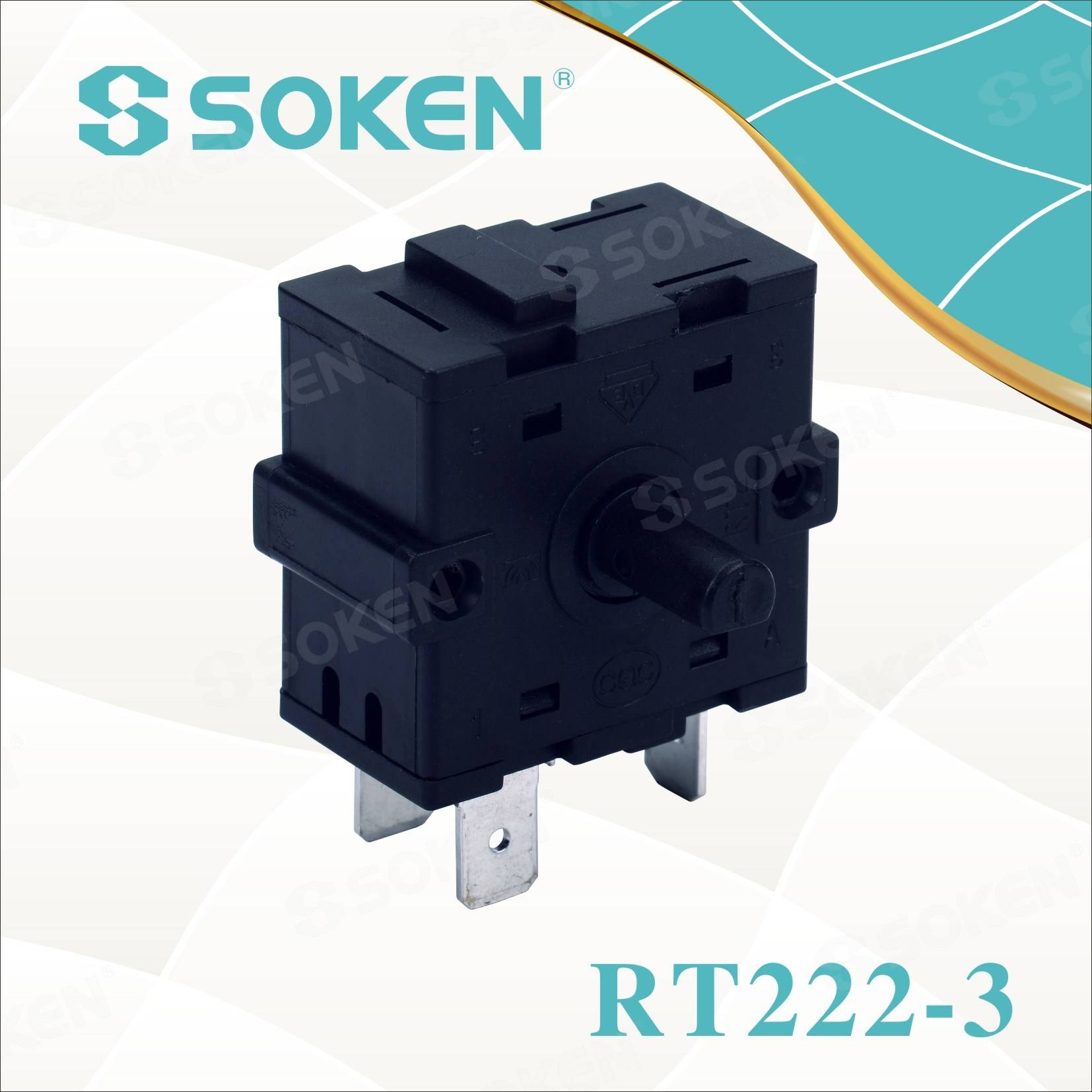 Rapid Delivery for Three Pins Rocker Switch -