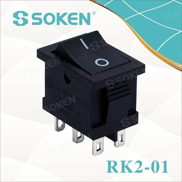 Factory Cheap Hot Universal Changeover Switch -