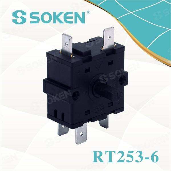 Hot sale Factory 3 Position Push Button Switch -
