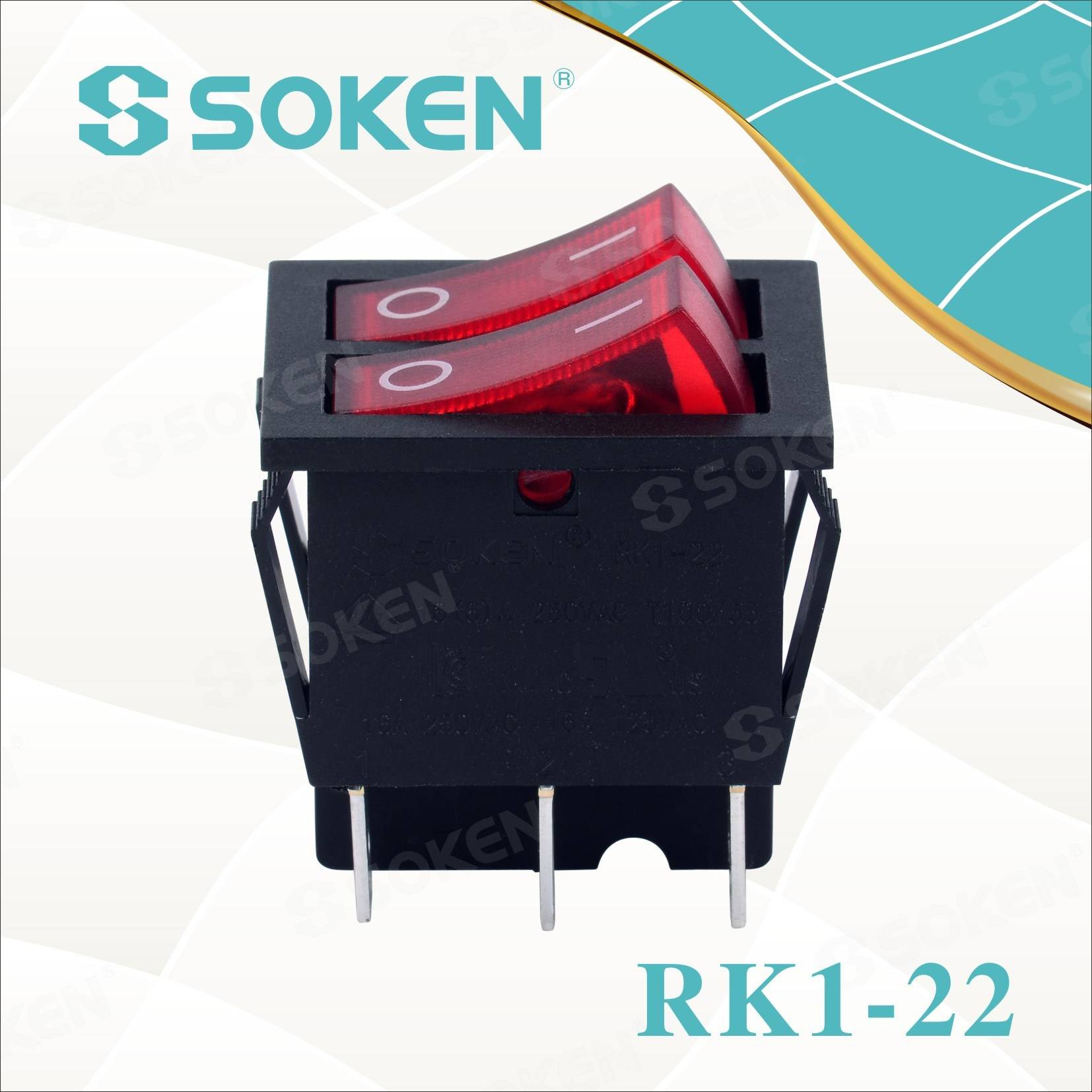 ODM Manufacturer Electrical Rotary Switches -