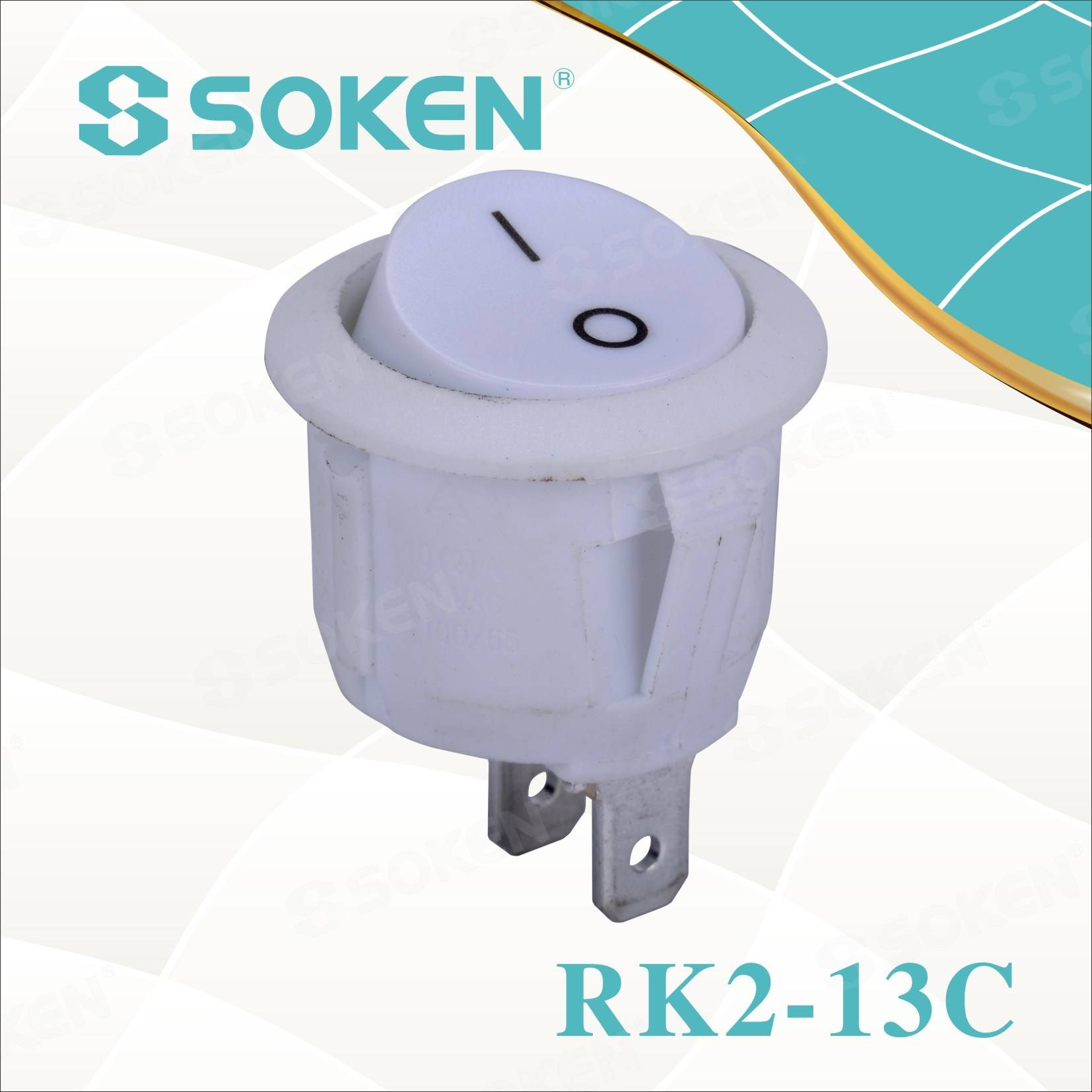 Factory made hot-sale 5 Key Switch -