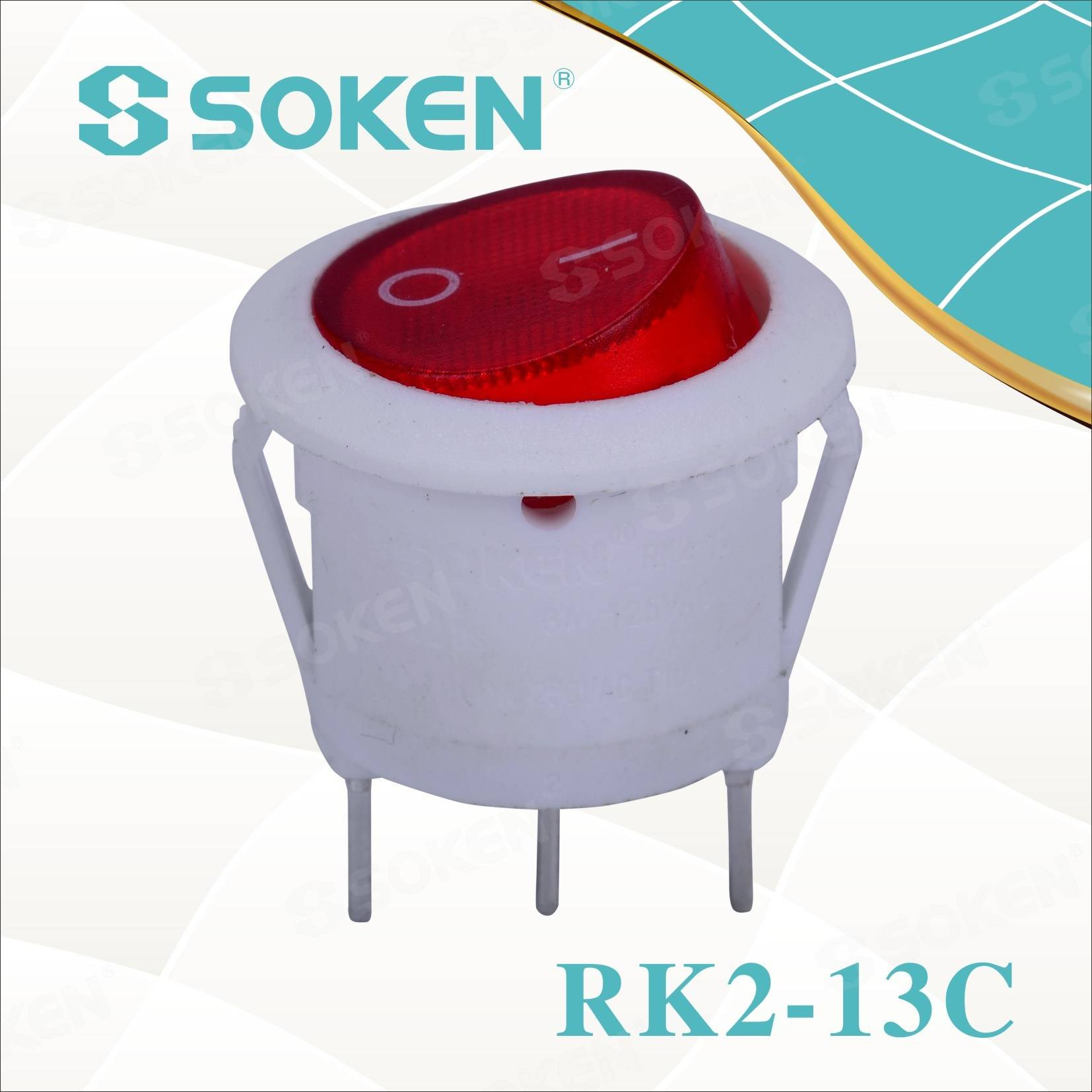 Top Quality vandal Metal Pushbutton Switch -