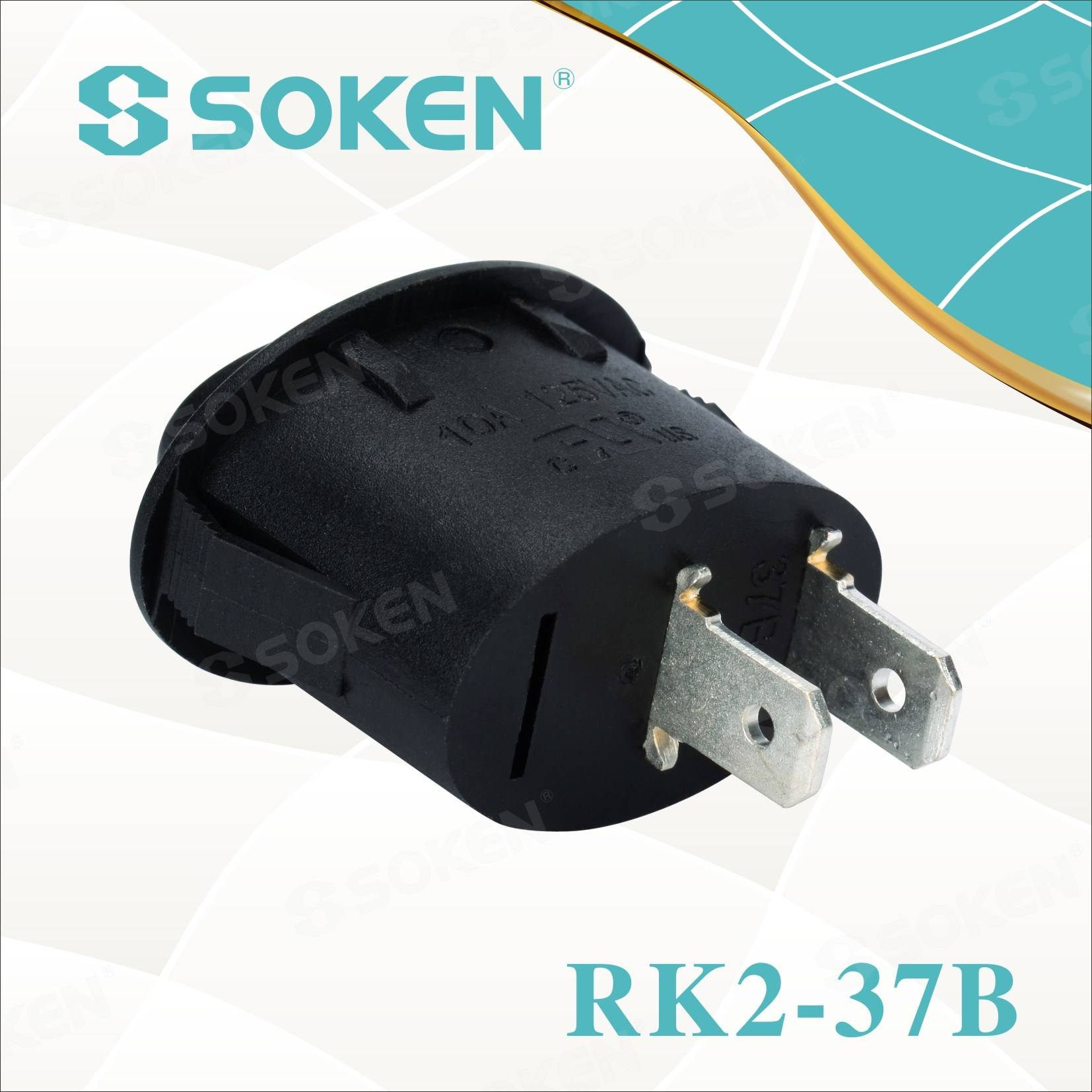 OEM Supply Push Button Switch Stop -
