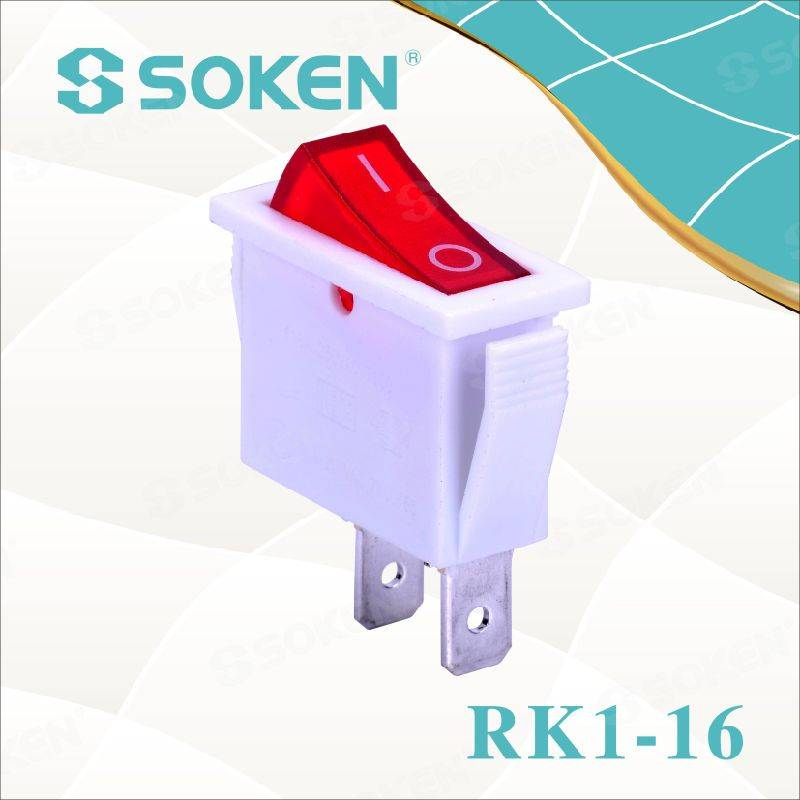 Soken Rocker Switch cho nóng