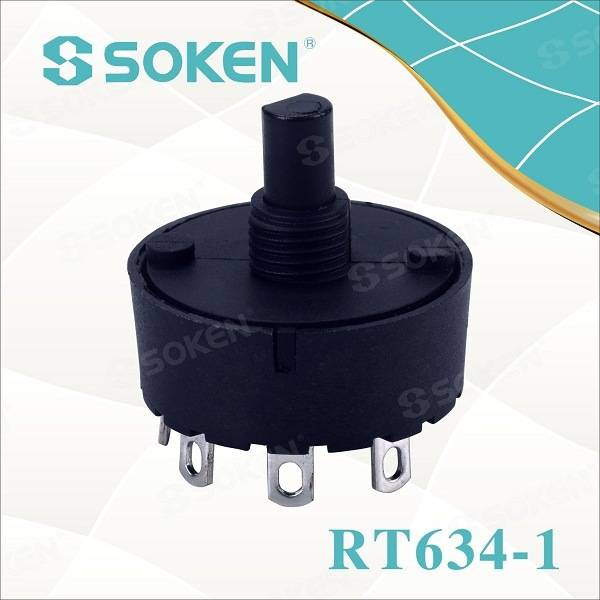 Quoted price for Salzer Rotary Cam Switch -