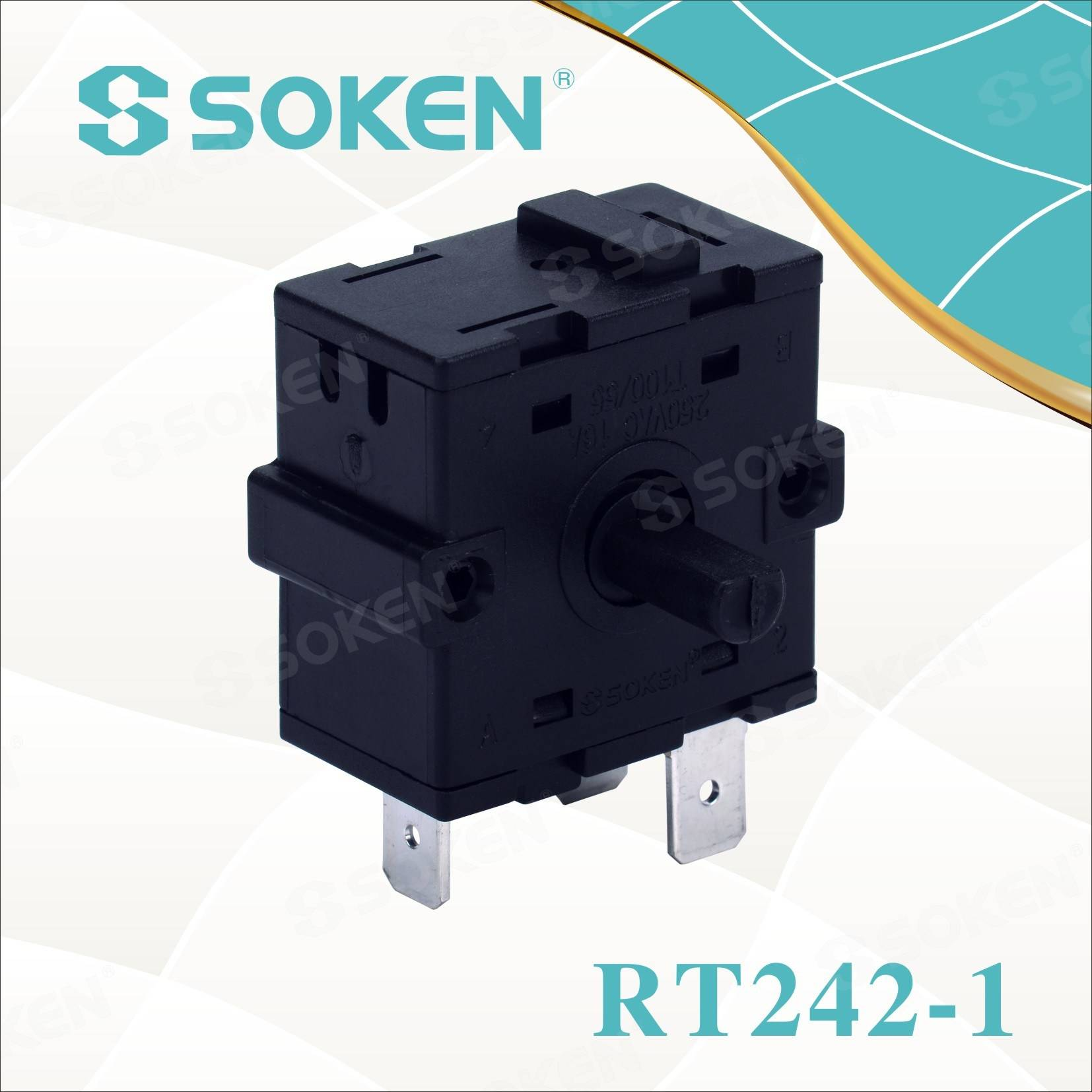 Soken Rotary Switch for Cooker