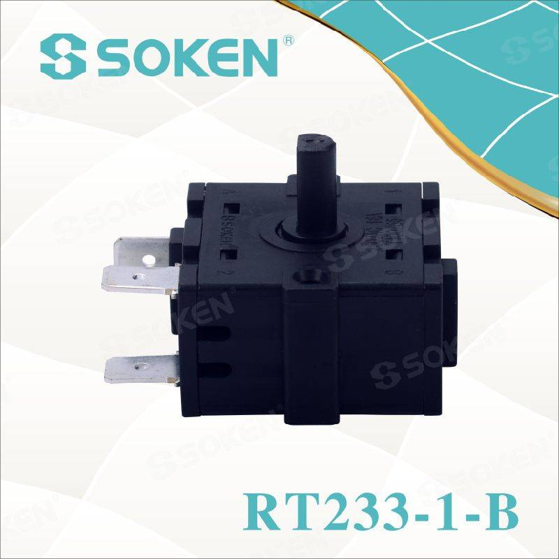 Soken Rotary Switch for Heater
