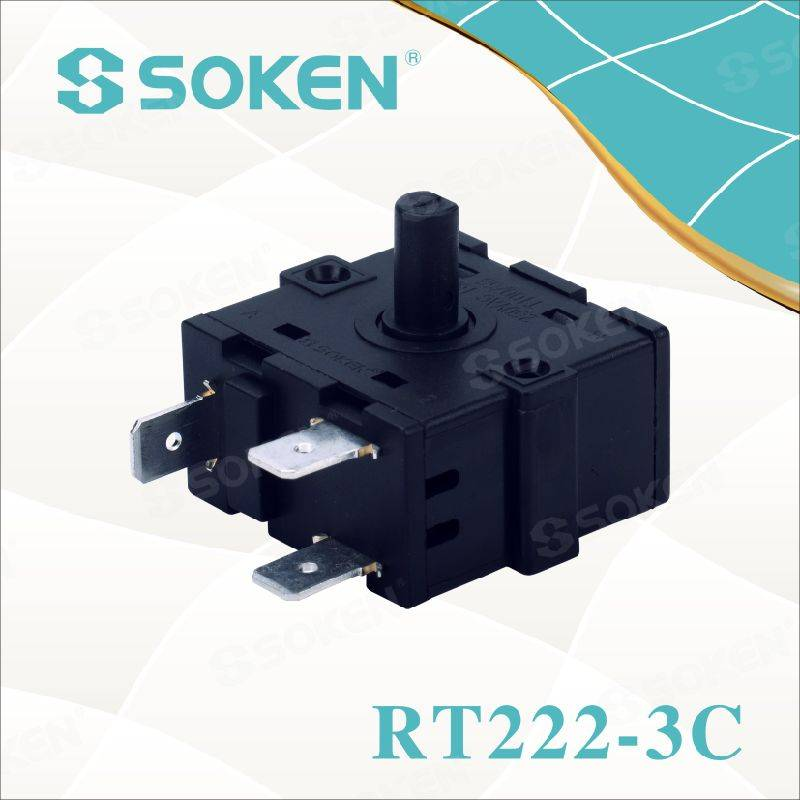 Soken Rotary Switch for Oven
