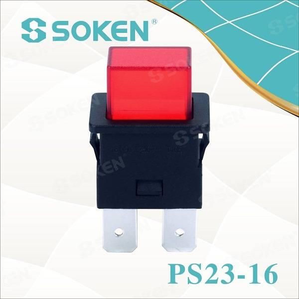 Professional Factory for Waterproof Pushbutton Switch -
