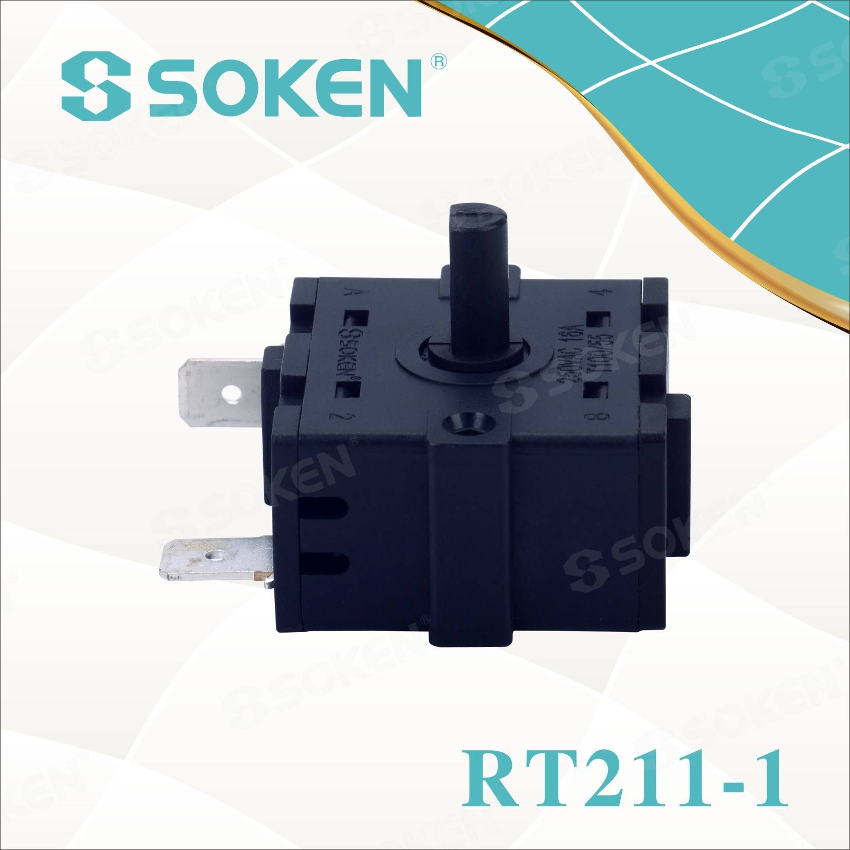 China OEM 22mm Pushbutton Switch -