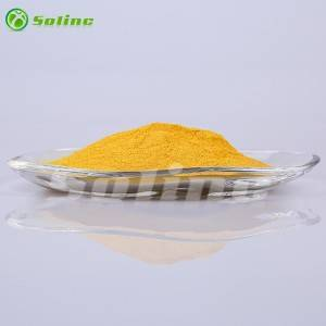 China Factory for Amino Acid Chelated Zinc Fertilizer - DTPA Fe Chelated – Solinc