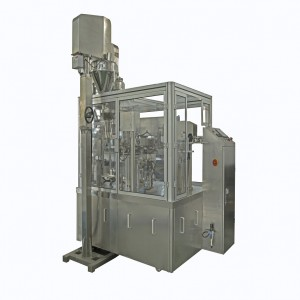SPICES POWDER FILLING PACKING MACHINE PRE-MADE BAG PACKING MACHINE