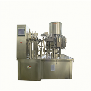 New Delivery for Blister Liquid Packing Machine - Vacuum Pre-made bag packing machine – Soontrue