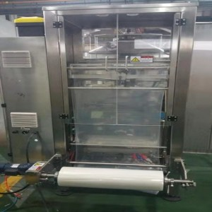 SOONTRUE YL400 LIQUID PACKING MACHINE FOR CHILI WITH SAUCE PACKING MACHINE