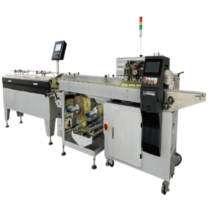FACIAL MASK PACKING MACHINE HAND TOWEL PACKING MACHINE DISPOSABLE HORIZONTAL PACKING MACHINE