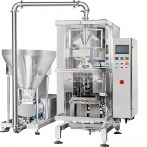 DIAGONAL SHAPE LIQUID PACKING MACHINE VERTICAL PACKING MACHINE