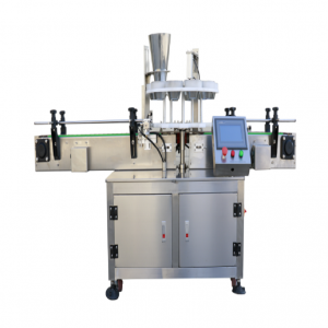CASHEW NUTS/WALNUTS WEIGHING FILLING CAPPING MACHINE AUTOMATIC PLASTIC BOTTLE FILLING AND CAPPING MACHINE