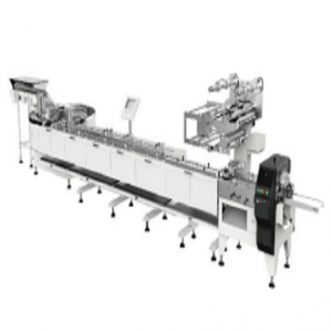 AUTOMATIC BUICUIT/COOKIES/CHOCOLATE BAR HORIZONTAL  PACKING MACHINE SZ180