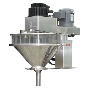 INSTANT COFFEE POWDER PACKING MACHINE WITH VALVES