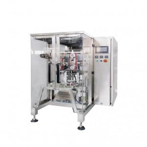 HIGH SPEED AUTOMATIC CONTINUOUS PACKING MACHINE WITH HIGHEST SPEED 120 BAGS/MIN