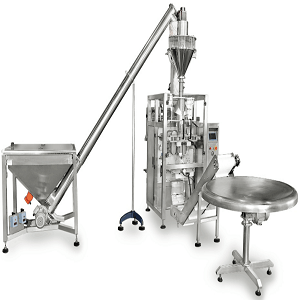 AUTOMATIC SEASONING POWDER / MILK / COCOA / WHEAT FLOUR / WASHING POWDER VFFS PACKING MACHINE