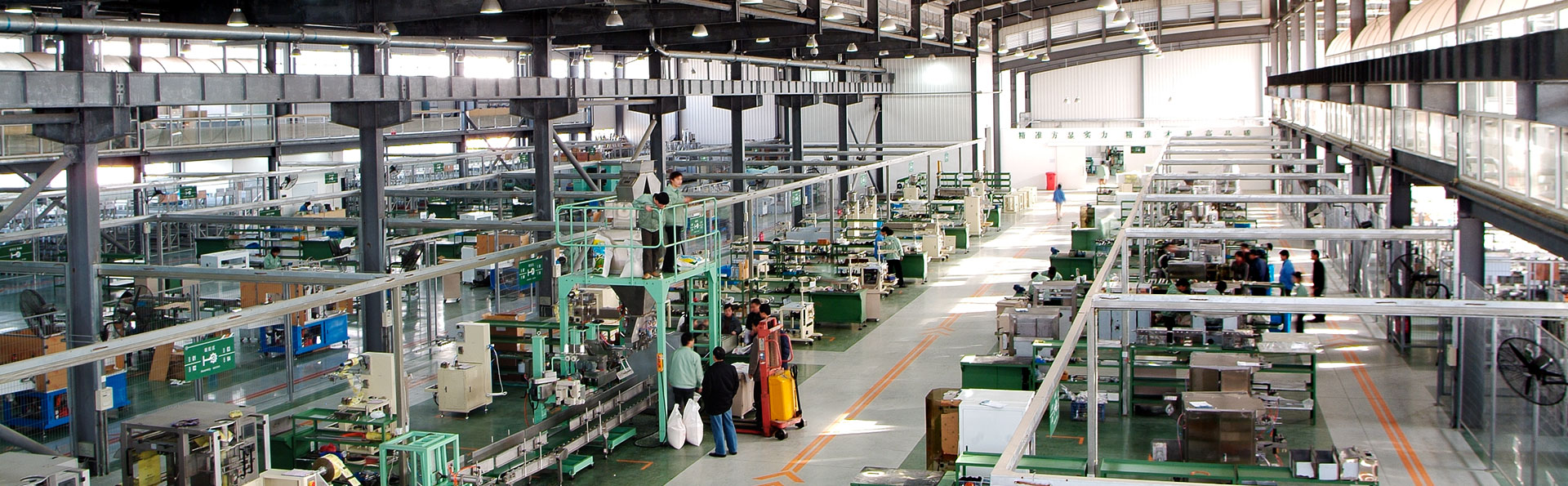 Soontrue Vertical Packing Machine Plant