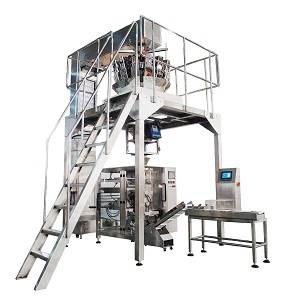 AUTOMATIC FOOD PACKING MACHINERY FOR BISCUIT CAKE COOKIES CHOCOLATE BAR